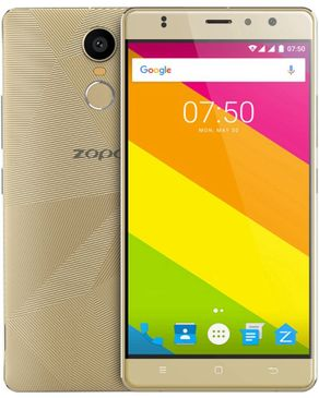 Zopo Hero 2 - 4G Smartphone 5.5 Inch Android 6.0 Fingerprint OTG 16GB EU - Gold