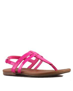 Smart Fit Little Girls Sandals- Pink