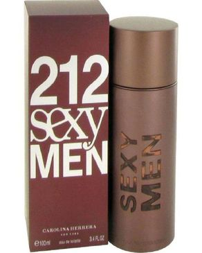 Carolina Herrera 212 Sexy Men EDT - 100ml