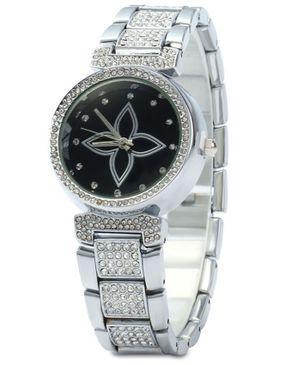 WeiQin Female Quartz Watch- Silver