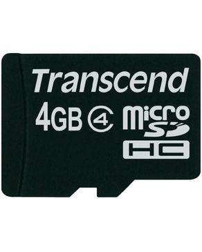 Transcend 4GB Micro SDHC4