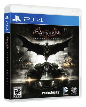 Warner Home Video Games Batman: Arkham Knight - PlayStation 4
