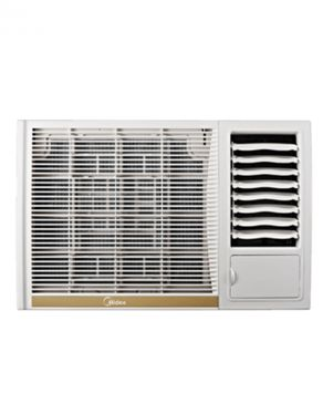 Midea (Reduced Shipping Fee) Window AC Mechanical Type MWF1-09CR - (Without Remote) - White