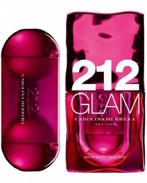 Carolina Herrera 212 Glam 60ml For Women
