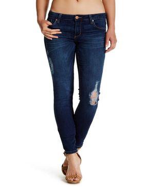 Fashion Cassie Jeans- Blue