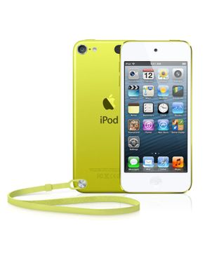 Apple MD714 32GB iPod Touch 5th Generation - Yellow