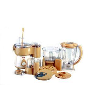 Sonik (Reduced Shipping Fee) 10 In 1 Food Processor Blender Juicer