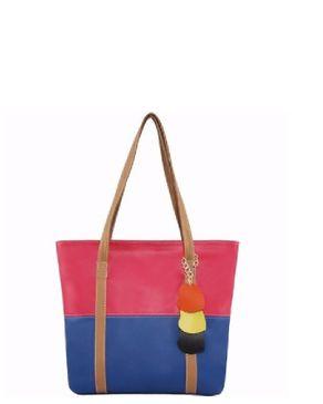 VISION FILL 2 Coloured Pattern Bag - Multicolour