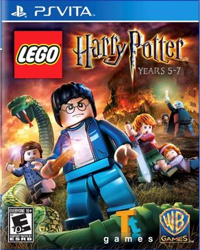 Warner Bros Interactive LEGO Harry Potter - Years 5 to 7 - PlayStation Vita