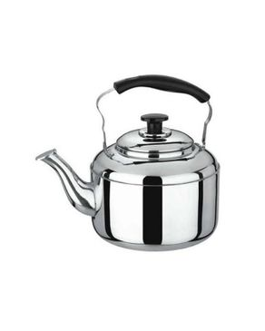 Universal (Reduced Shipping Fee) 5 - Litre Whistling Kettle - Silver