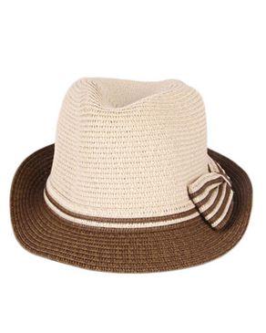 Fashion Unisex Crafted Straw Hat