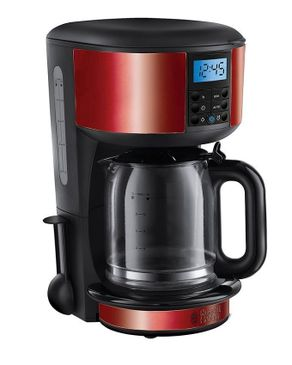 Russell Hobbs Coffee Maker - Red