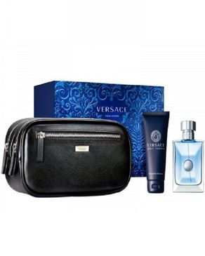 Versace Pour Homme EDT 100ml Perfume Gift Set For Him