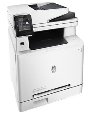 HP (Reduced Shipping Fee) HP Color LaserJet Pro MFP M277dw