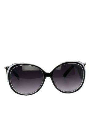 Fashion Unisex Designer Reflective Sunglasses - Brown