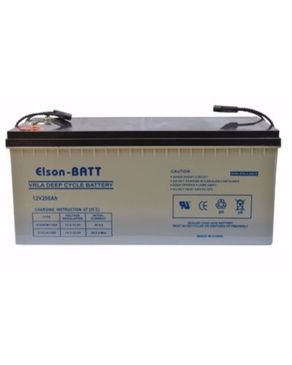 Universal Elson 12V 200AH Deep Cycle Inverter Battery