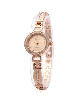 WeiQin Ladies Quartz Watch - Rose Gold