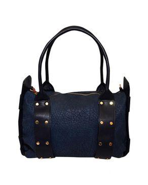 VIVIQ Trendy Fashion Bag - Navy Blue