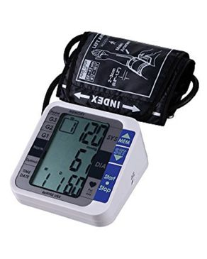 GoWise Digital Arm Blood Pressure Monitor, Advance Control