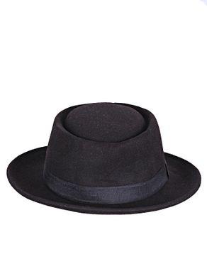 Fashion Unisex Round Hat - Black
