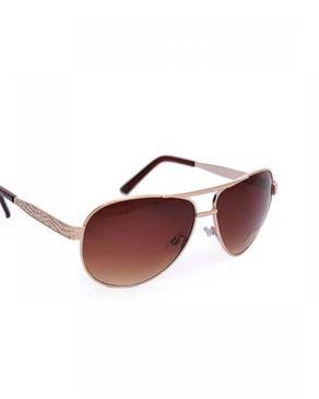 New Religion The Python Aviator Sunglasses - Gold