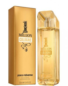 Paco Rabanne 1 Million Cologne for Men EDT - 125ml