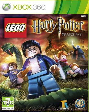 Warner Bros Interactive LEGO Harry Potter - Years 5 to 7 - PAL - Xbox 360