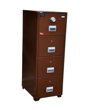 Shell (Reduced Shipping Fee) Fire Proof safe filing cabinets
