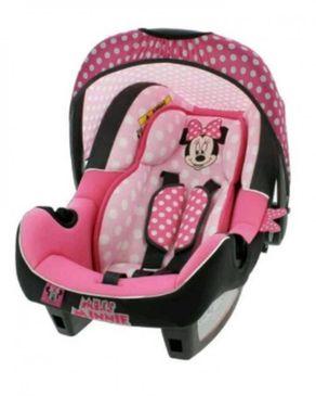 Disney Minnie Mouse Car Seat - Pink