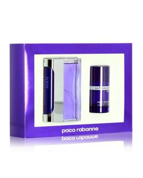 Paco Rabanne Ultraviolet by Paco Rabanne 2PC Set for Men