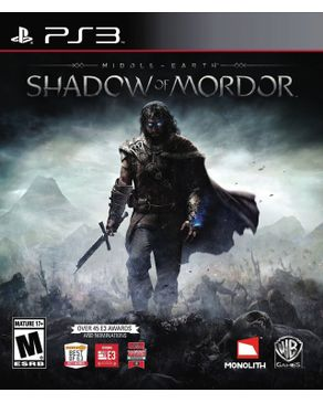 Warner Home Video Games Middle Earth: Shadow of Mordor - PlayStation 3