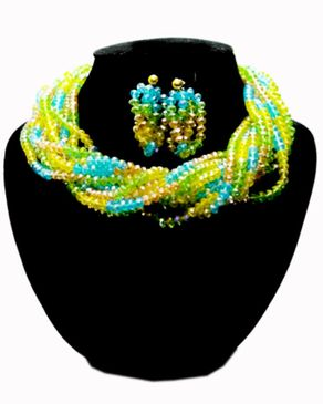 Team Twisted Beaded Jewelry - Multi