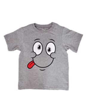 Graphic Tee Grey