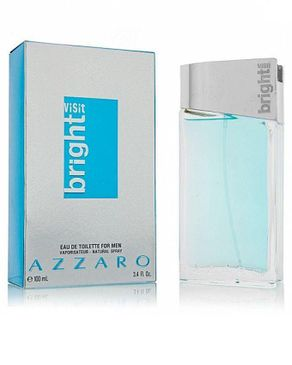 Azzaro -Bright Visit For Men EDT 100ml