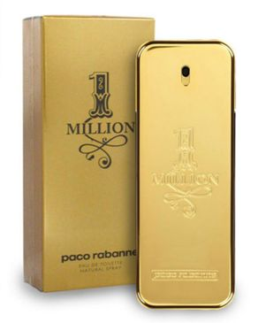 Paco Rabanne 1 Million EDT Spray For Men - 100ml