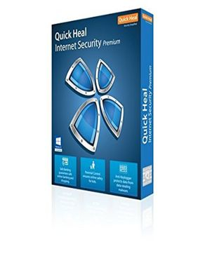 Quick Heal Internet Security Premium - 3 USERS