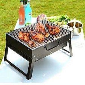 Bbq BBQ Charcoal Grill (Foldable)