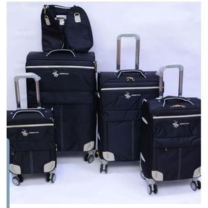 Color : Gold, Size : M TangFei Large Capacity 26 inch 28 inch ABS Trolley case Luggage Universal Wheel Password Suitcase Men and Women