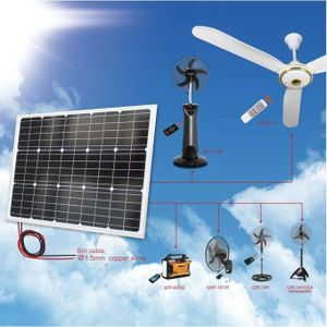 Qasa 50watts 12v/15v Mono Solar Panel