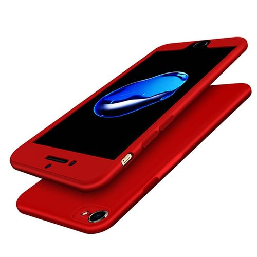Bakeey™ 2 In 1 360° Full Body Hybrid Front PC + Back Soft TPU Cover Case For IPhone 7