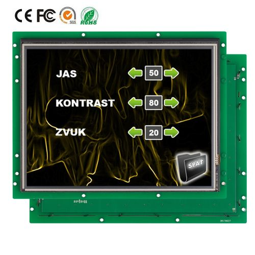 """TFT LCD Touch Monitor 10.4"""" With Controller Board"""