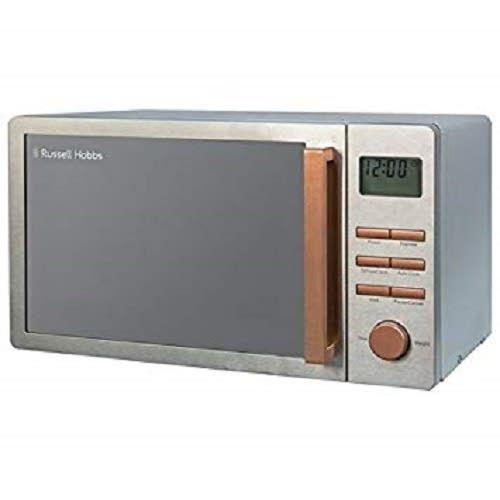 Luna Family Size Standard Moonlight Digital Microwave