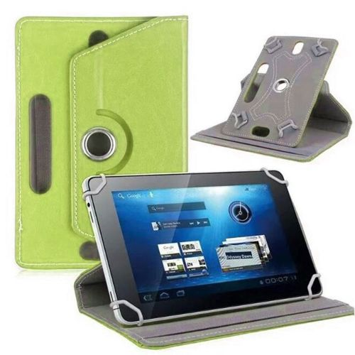 Tablet PC Case Case Universal PU Leather 360 Degrees Rotation 7 Inches Durable Cover