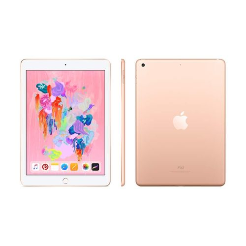 IPad 7th Generation 2019 32GB WiFi Only 10.1 Inches - Gold (Latest Model)
