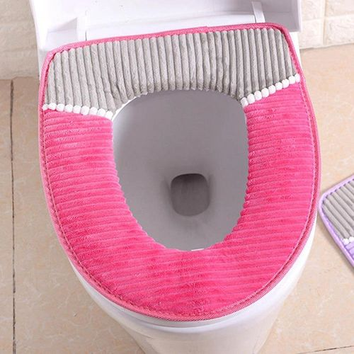 Benhongszy Arrival Hot Saling Winter Bathroom Products Toilet Seat Mats Washable Soft Warmer Mat Cover Pad Cushion Wholesale On Sale