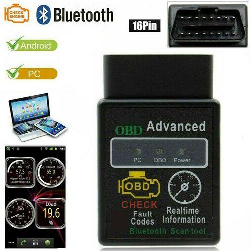 HH OBD2 Car Auto Bluetooth Diagnostic Tool Interface Scanner