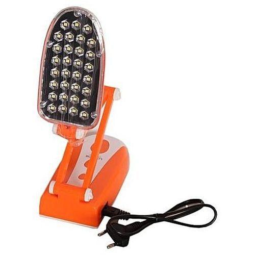 RECHARGEABLE LED READING LAMP- CTL-RL636 - Orange