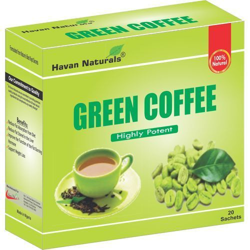 GREEN COFFEE BEAN POWDER (For Weight Loss)