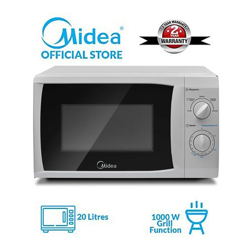 MG720 20-Litre Microwave Oven With Grill.