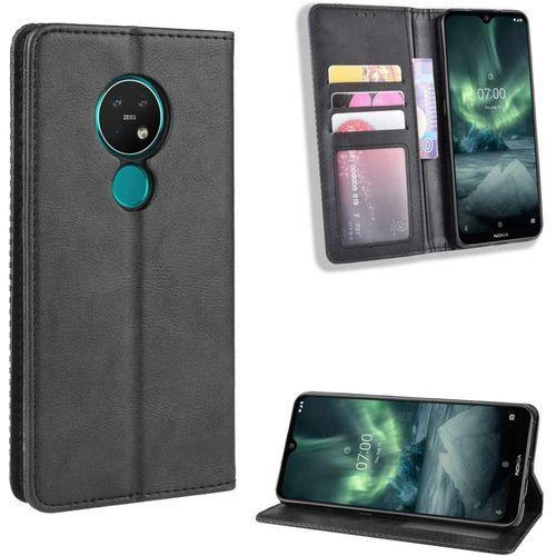 Nokia 7.2 Leather Flip Case